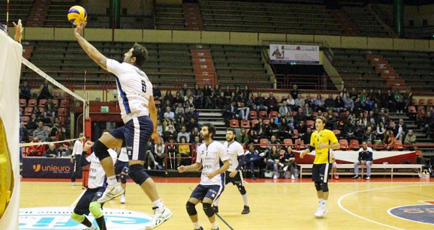 La Celanese Volley Forlì ne fa quattro su quattro