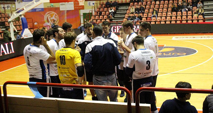 Aria di big match per la Celanese Volley Forlì