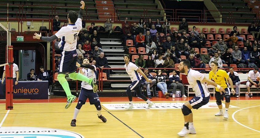Battuta Pineto 3 a 1, Forlì agguanta la settima vittoria in otto giornate