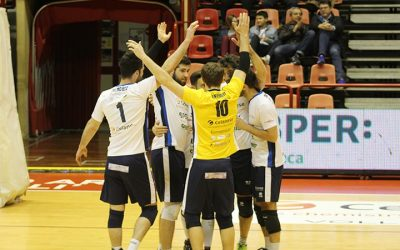 La rivincita di Forlì: Loreto piegata 3 a 0