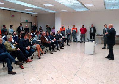 Presentazione Celanese Volley Forlì 2017/18