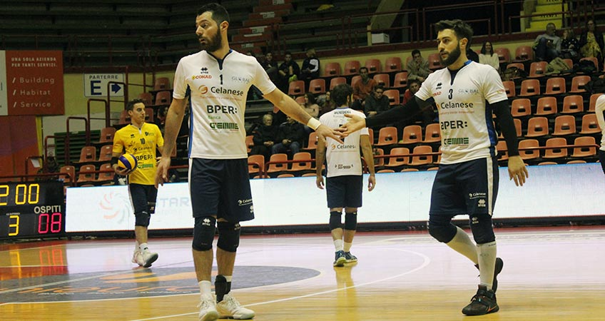 Forlì fa visita a Loreto: sarà scontro tra due squadre in salute