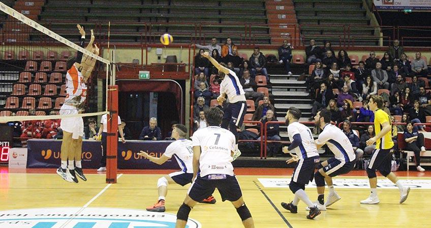Forlì ospita Pineto e gioca per i tre punti