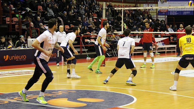 Forlì, sale l'euforia per il big match che vale il secondo posto