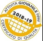 Certificato di qualità FIPAV
