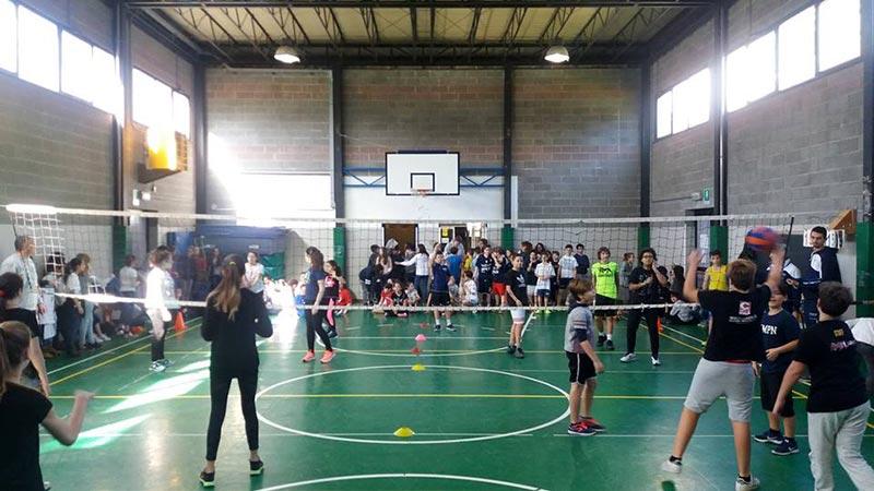 La Celanese Volley Forlì torna a scuola