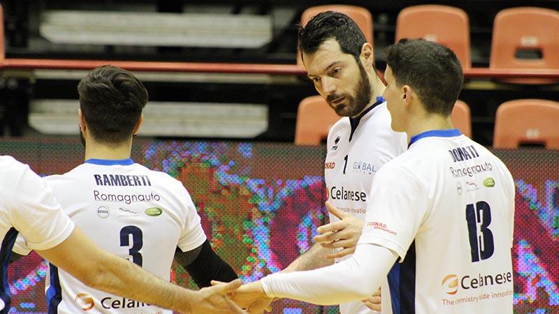 La Celanese Volley in trasferta a Rimini a testa alta