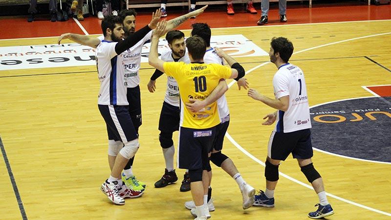 Forlì non si scompone: 3 a 0 facile al Morciano