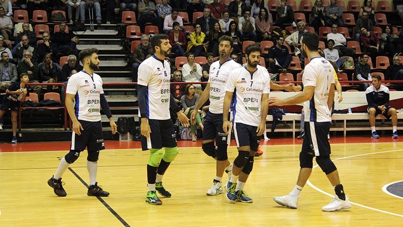 Forlì si arrende a Pineto: 0 a 3