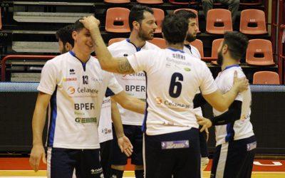 Forlì rimonta Perugia 3 a 1 e si prepara al big match